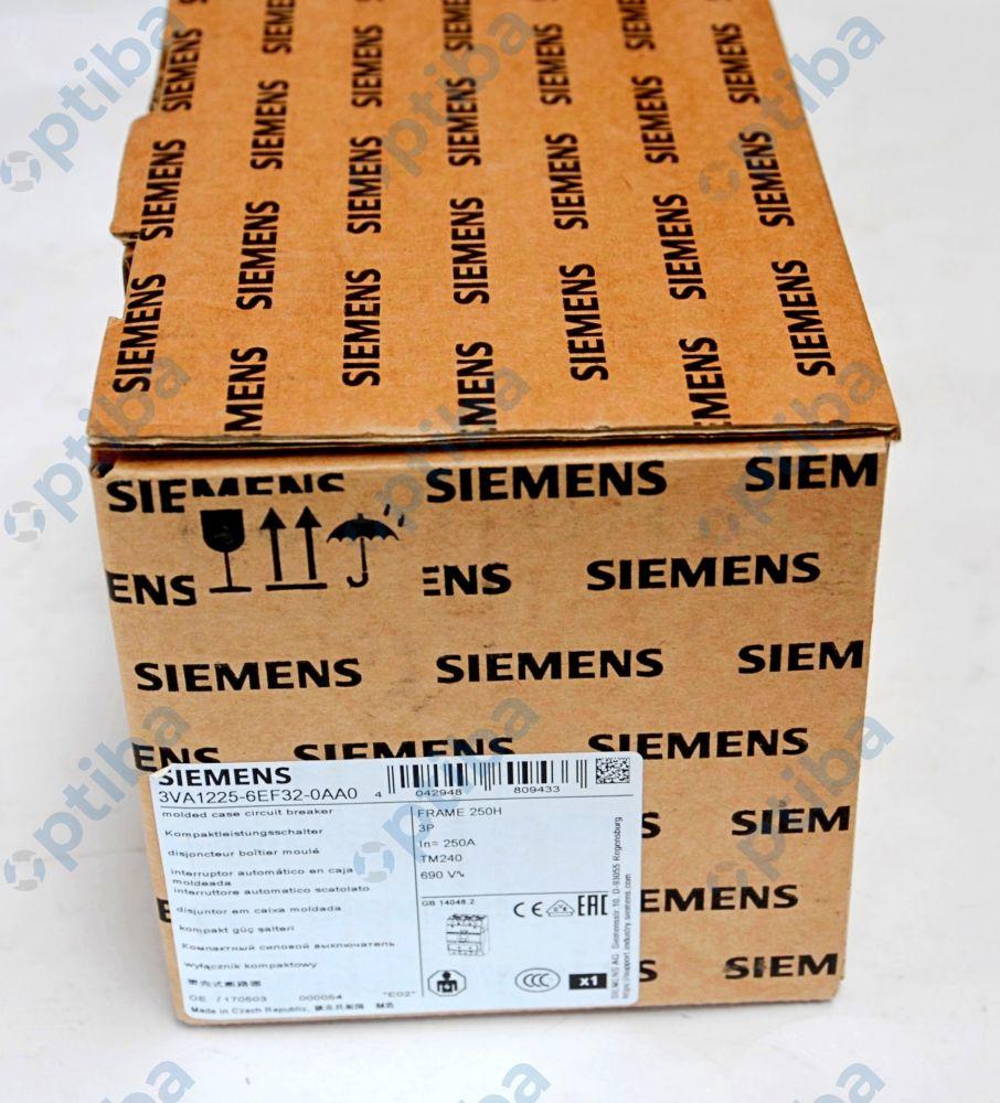 Wyłącznik automatyczny 3VA1225-6EF32-0AA0 415V SIEMENS
