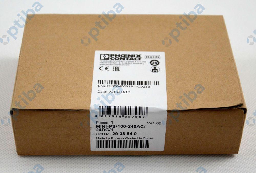 Zasilacz MINI-PS-100-240AC/24DC/1 2938840