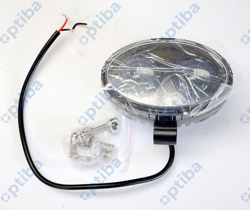 Lampa LED BLUE SPOT do wózków widłowych