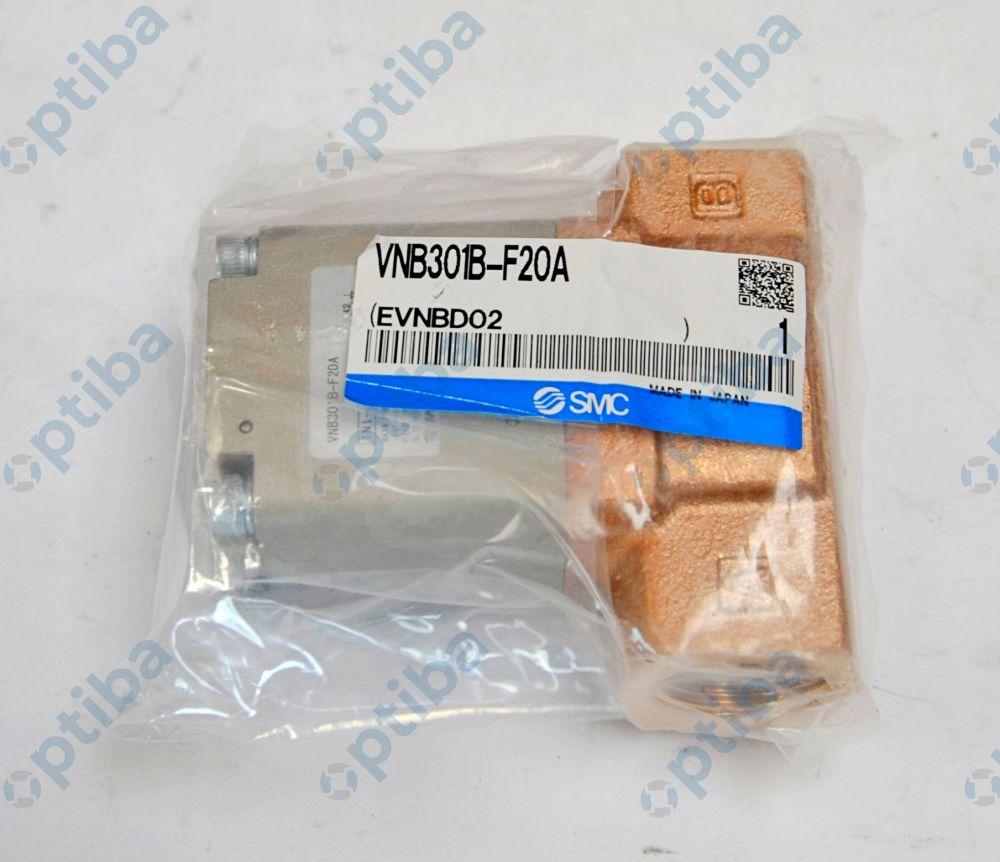 Zawór procesowy VNB301B-F20A SMC