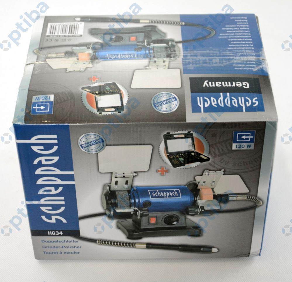Zestaw szlifierko-polerki HG34 z narzędziami SCH5903106901