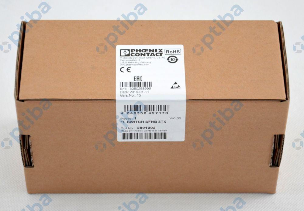 Przełącznik Industrial Ethernet FL Przełącznik SFNB 5TX 2891001