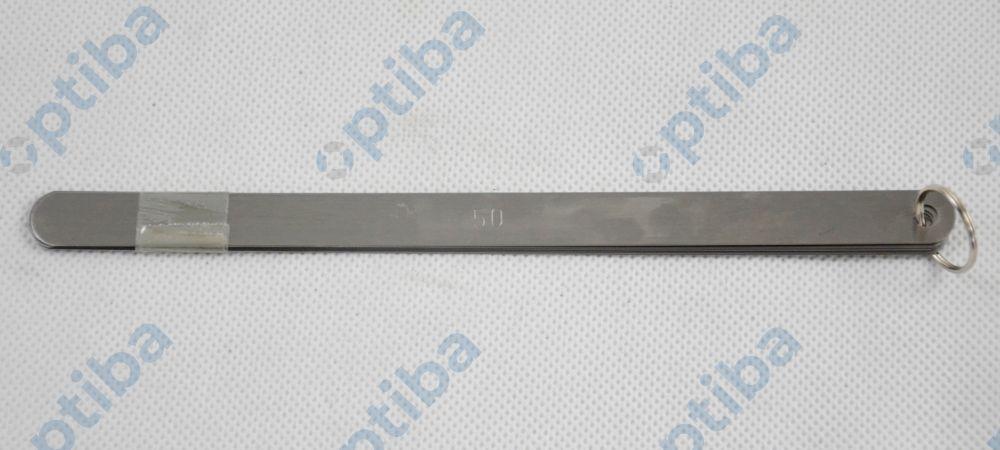 Szczelinomierz listkowy 0606 152 0.05-0.50 8 listków 200mm
