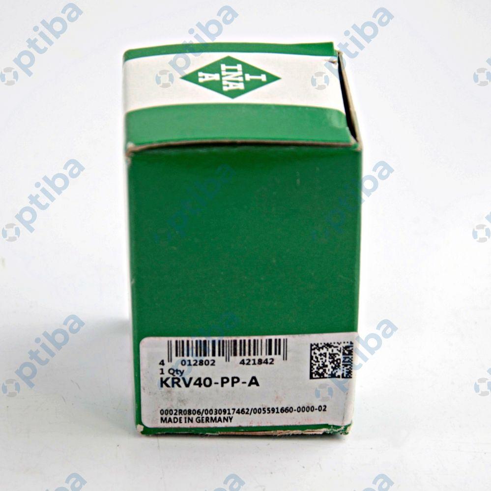 Rolka popychacza (krzywkowa) KRV40-PP-A INA