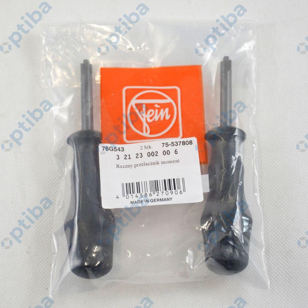Przełącznik momentu obrotowego, ręczny 32123002006 2szt.