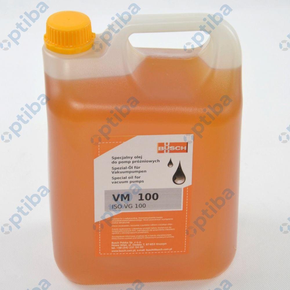 Olej mineralny do pompy próżniowej VM 100 5l 0831000059