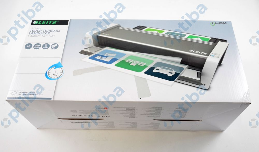 Laminator 75200000 iLAM Touch 2 Turbo A3