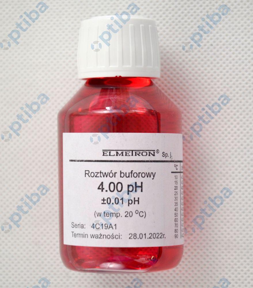 Roztwór buforowy pH 4 100ml