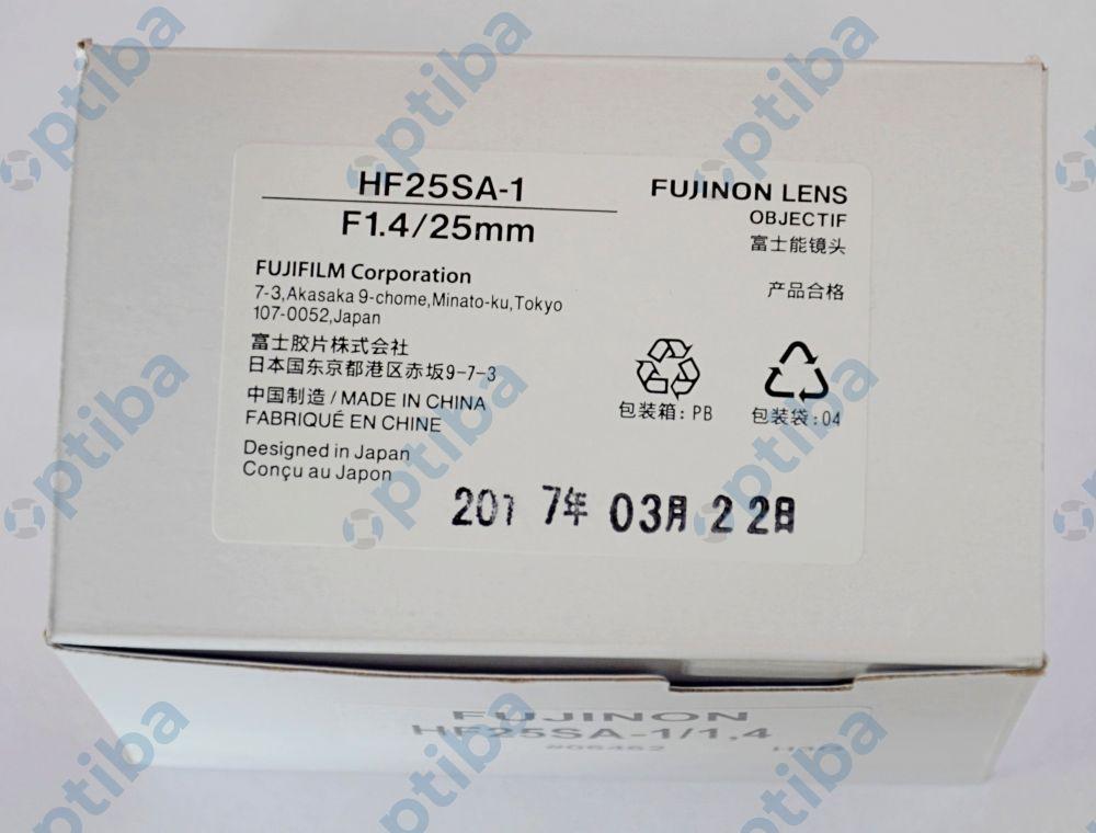 Obiektyw HF25SA-1/1.4