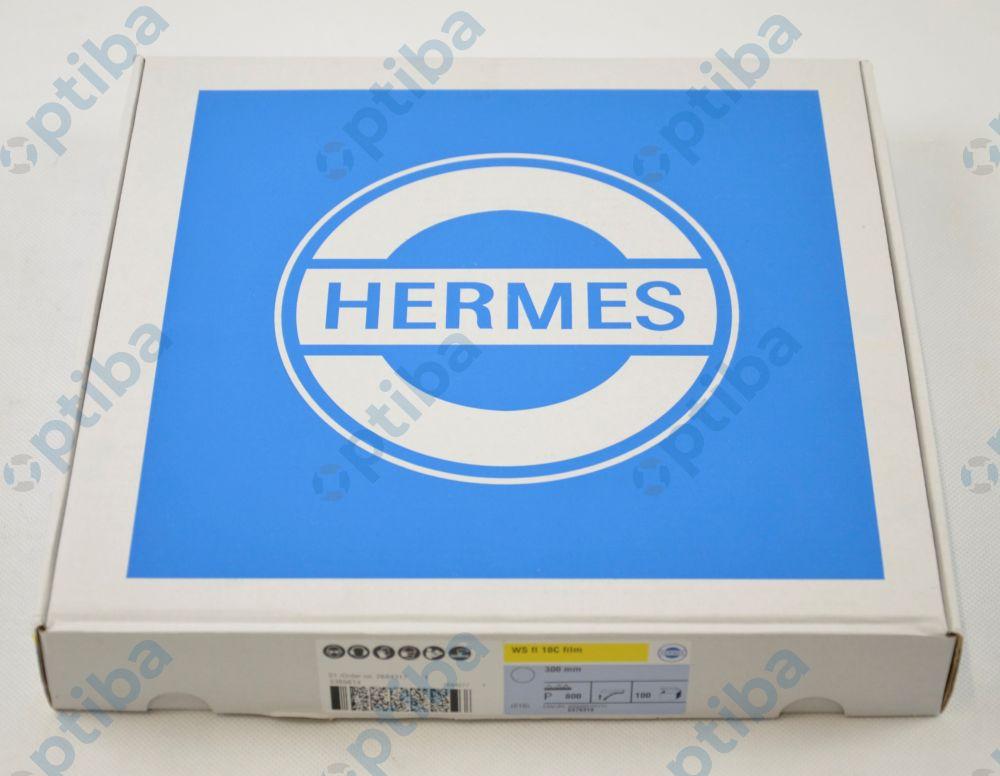 Folia ścierna HERMES FB 638 z węglikiem krzemu D300 P800 100szt.