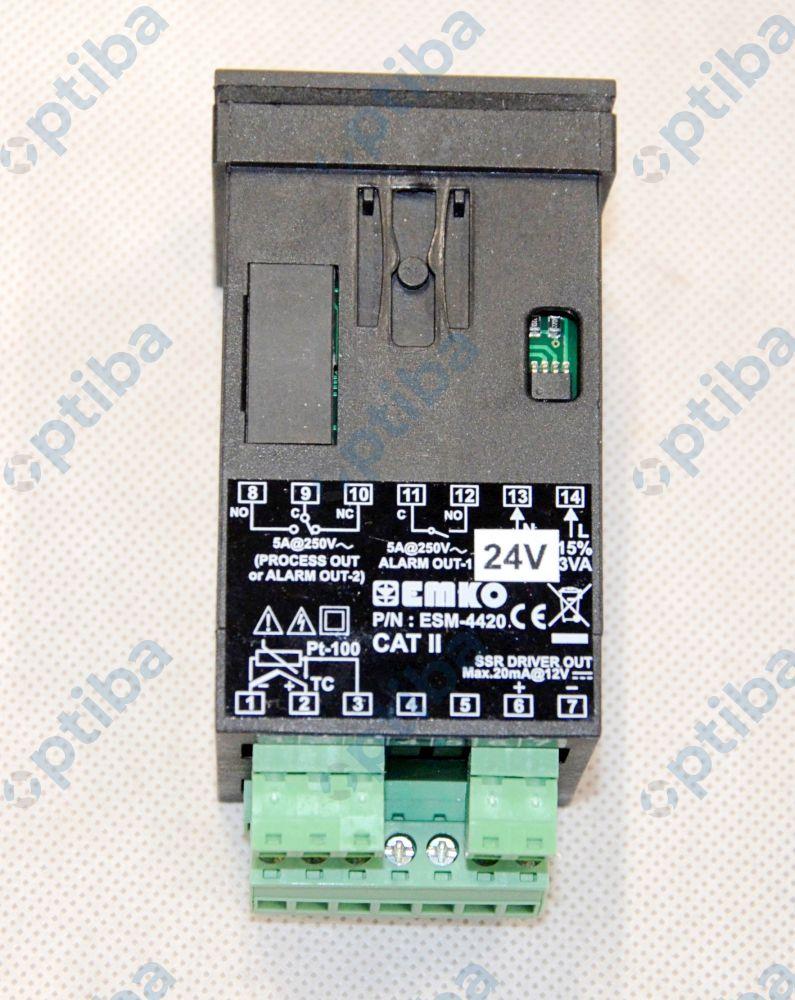 Regulator temperatury ESM4420 24VAC/DC