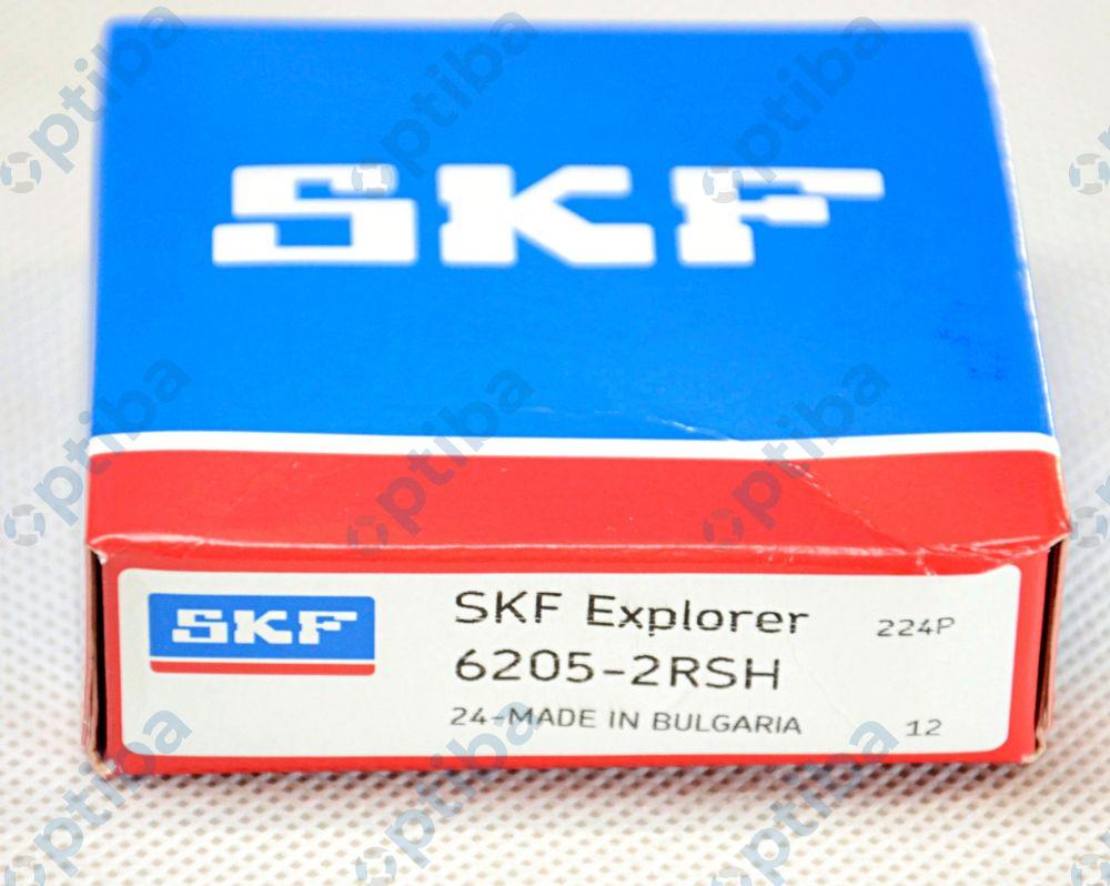 Łożysko kulkowe zwykłe 6205-2RSH SKF