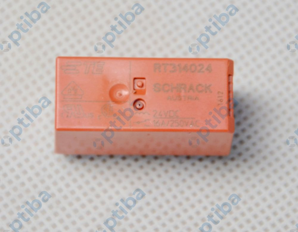 Przekaźnik elektromagnetyczny RT314024 SCHRACK