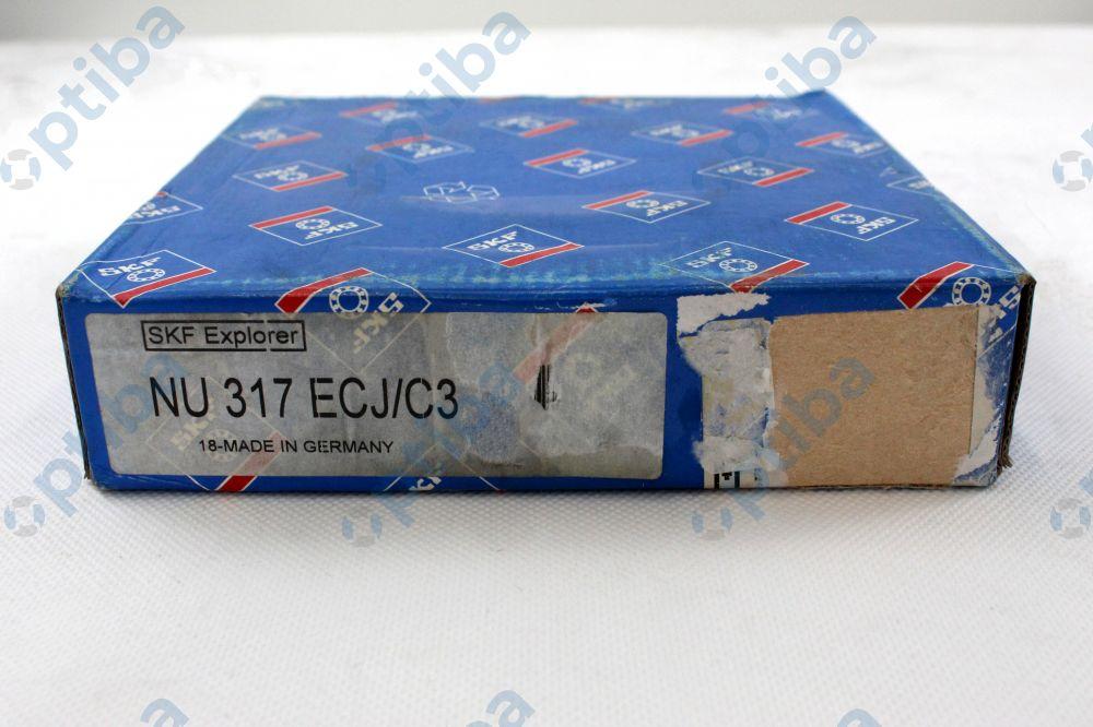 Łożysko NU317 ECJ/C3