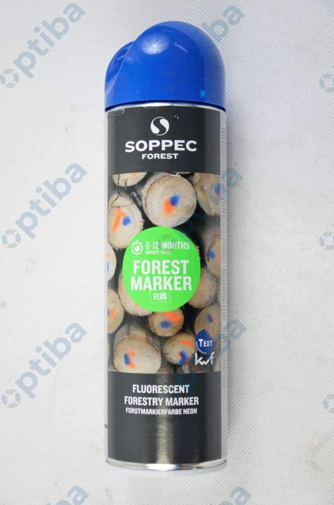 Farba FOREST MARKER FLUO 500ml niebieska