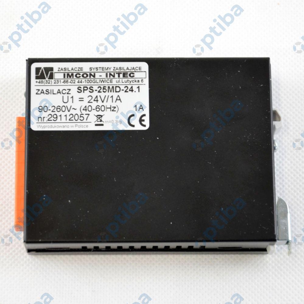 Zasilacz stabilizowany SPS 25MD-24.1 24V/1A