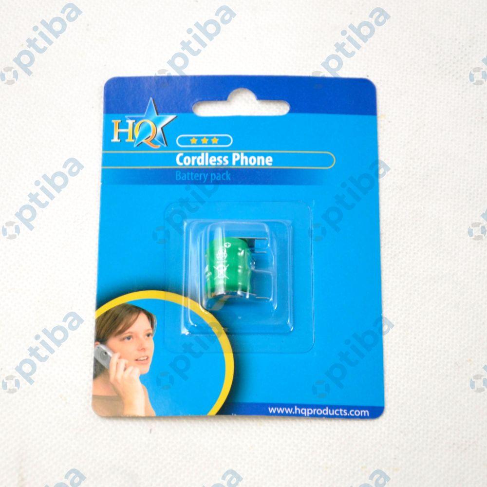 Akumulator ACCU-60/3 Ni-MH 3,6V 60mAh 3 PIN fi 16x18mm