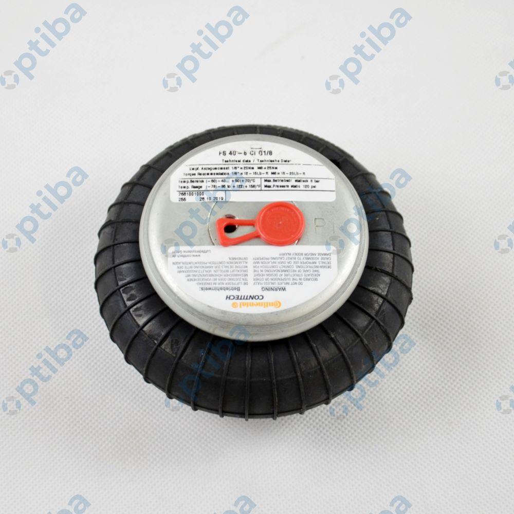 """Poduszka pneumatyczna FS 40-6 G1/8"""""""