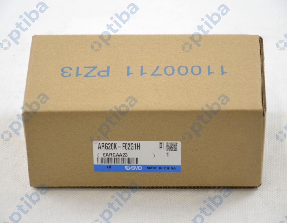 Zawór redukcyjny ARG20K-F02G1H G1/4