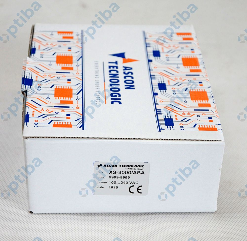 Regulator temperatury 48x96/XS-3000/99 ASCON