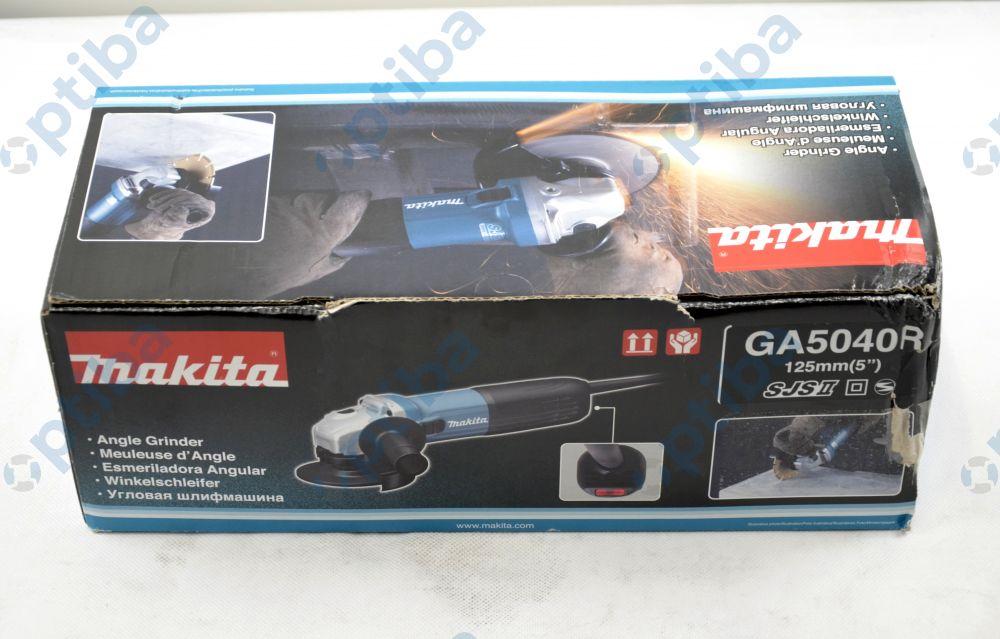 Szlifierka kątowa GA5040R 125mm 1100W
