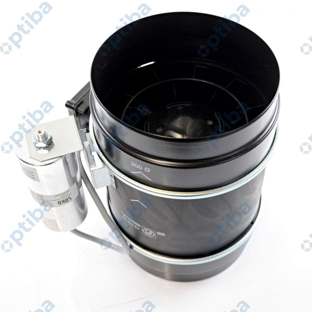 Wentylator przeciwwybuchowy z mieszanym przepływem w przewodzie TD-800/200 EXEIICT3 5211999800 SOLERPALAU