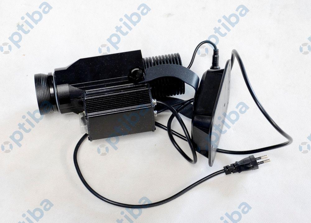 Projektor Logo LED CREE XM-L2 12W w zestawie ze szkiełkiem
