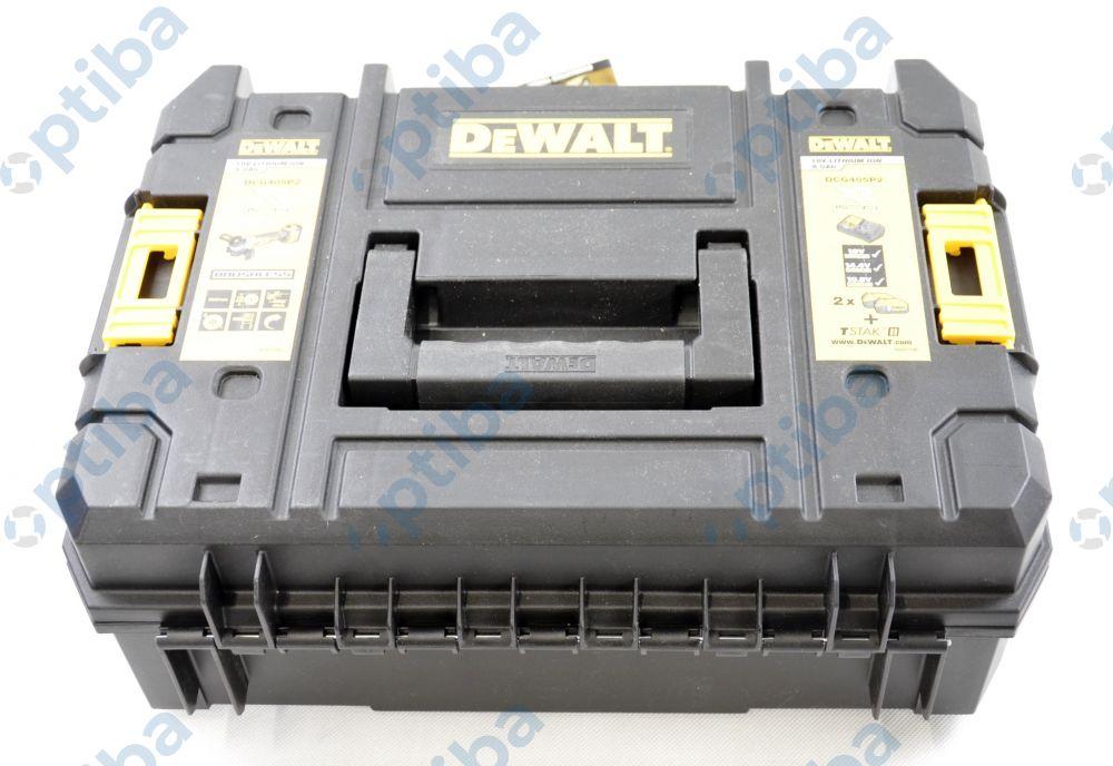 Szlifierka XR BL 125mm 18V 5Ah DCG405P2-QW P