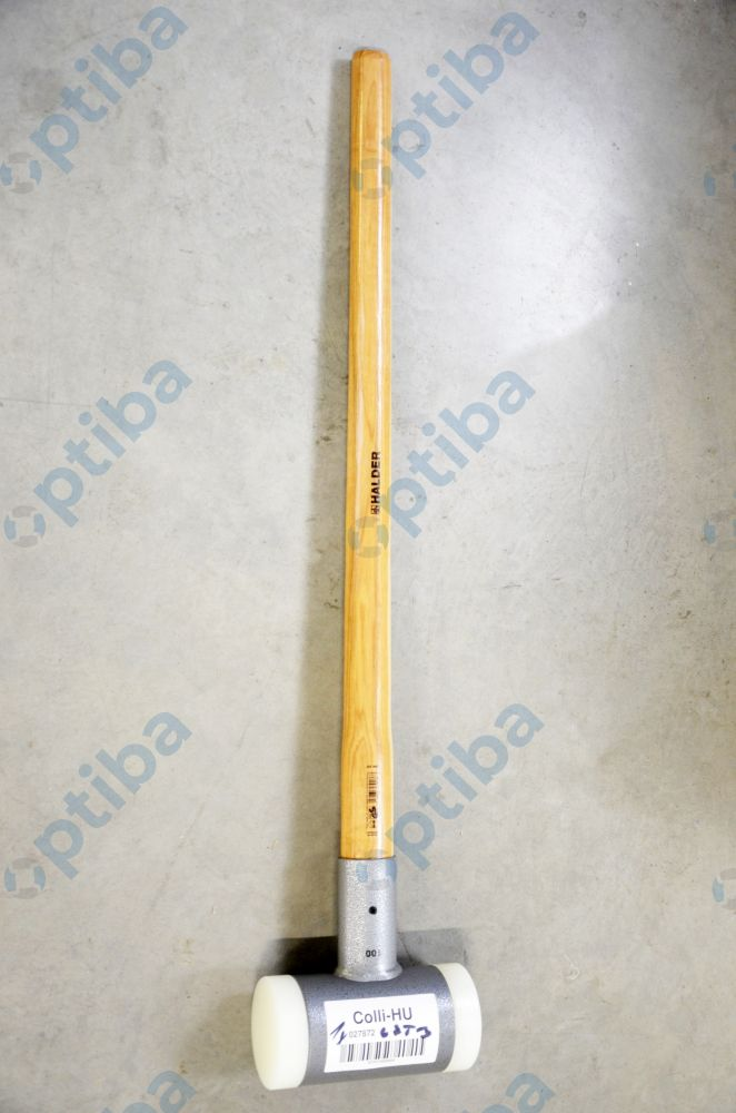 Młotek bezodrzutowy SUPERCRAFT 100mm 7kg