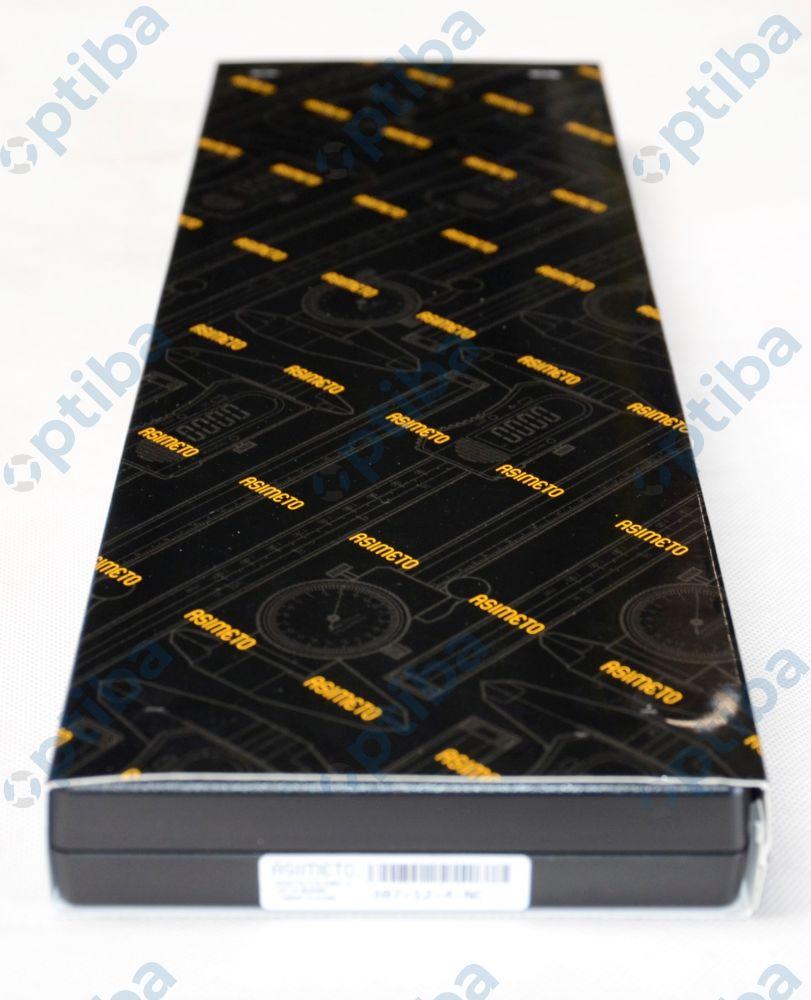 Suwmiarka elektroniczna 300x0.01mm 307-12-4 + świadectwo wzorcowania wraz z zielonymi naklejkami