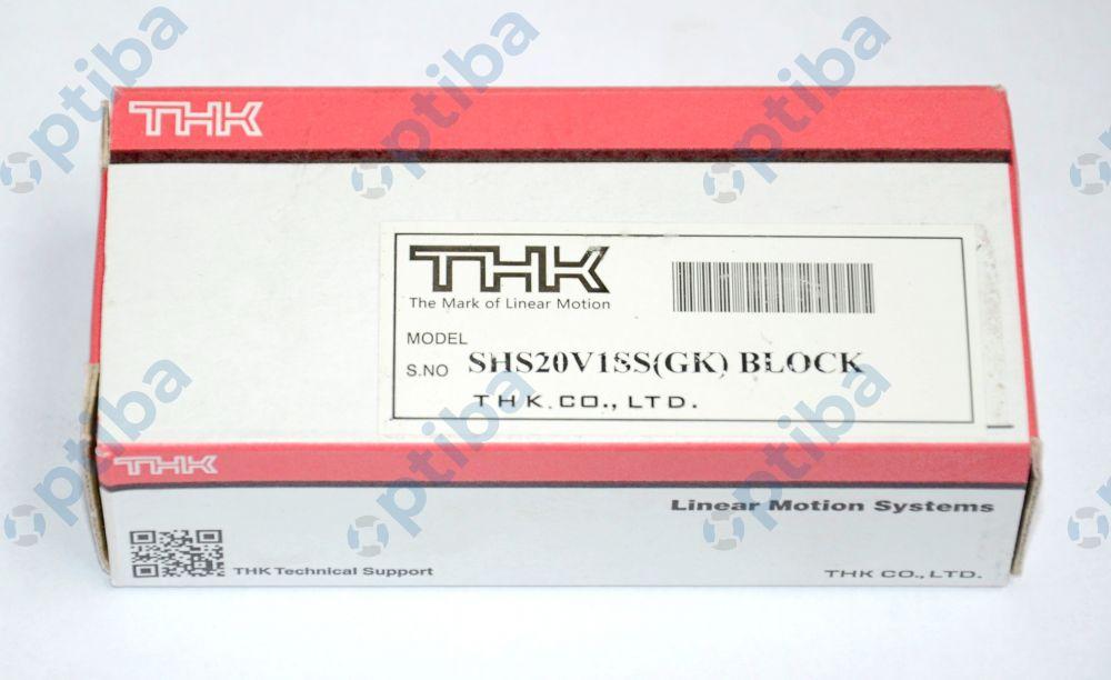 Wózek liniowy SHS20V 1SS ze stali nierdzewnej THK