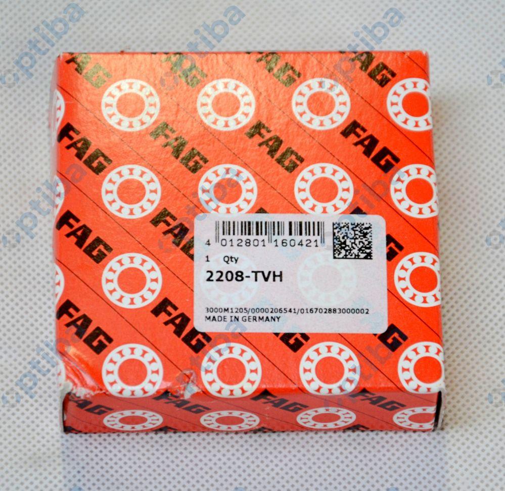 Łożysko kulkowe wahliwe 2208-TVH FAG