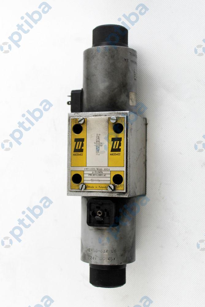 Rozdzielacz 4WE10E23/W220-RNZ4 PONAR