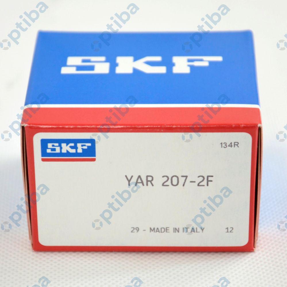 Łożysko kulkowe samonastawne YAR 207-2F SKF
