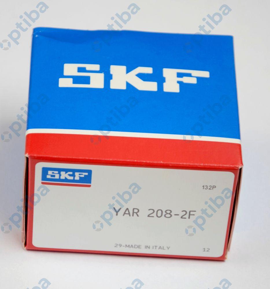 Łożysko kulkowe samonastawne YAR208-2F SKF
