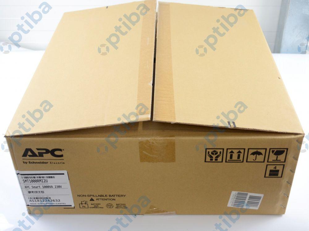 Zasilacz awaryjny Smart-UPS 1000VA LCD RM 2U 230V SMT1000RMI2U APC
