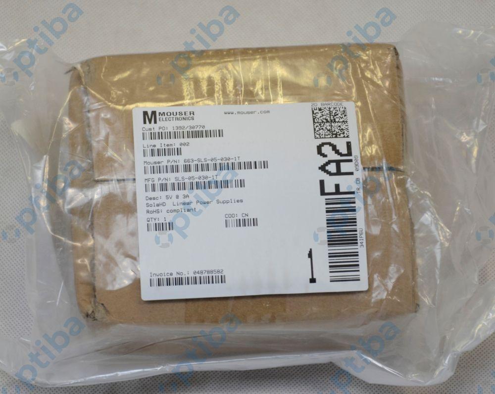 Zasilacz liniowy SLS-05-030-1T STP052306/01 SOLA