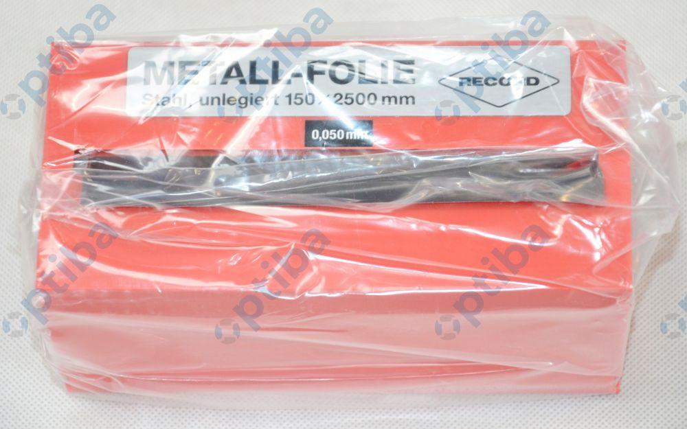 Folia metalowa 150x2500x0.050m EDE 8244940050