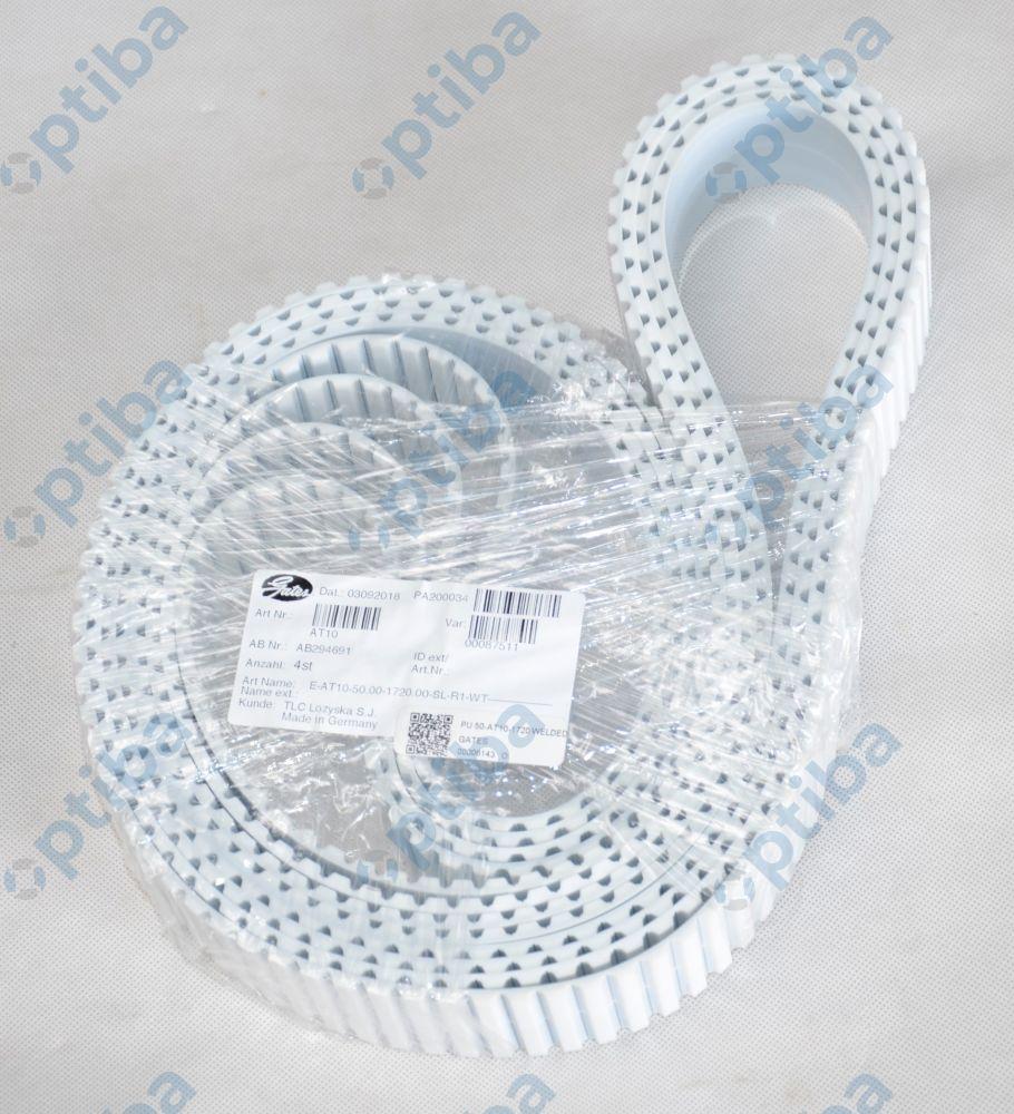 Pas zębaty łączony 50 AT10-1720 GATES