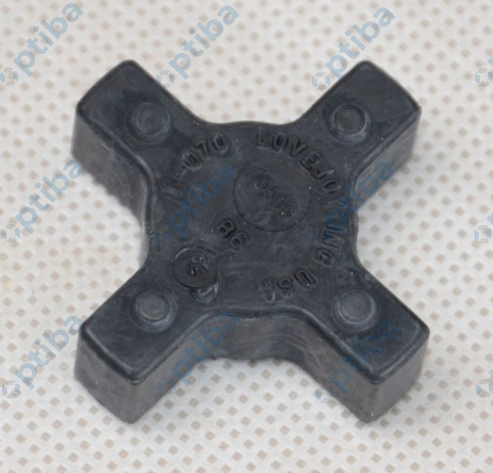 Łącznik pełny do sprzęgła bez otworu przelotowego L/AL 070 SOX 68514410406 LOVEJOY