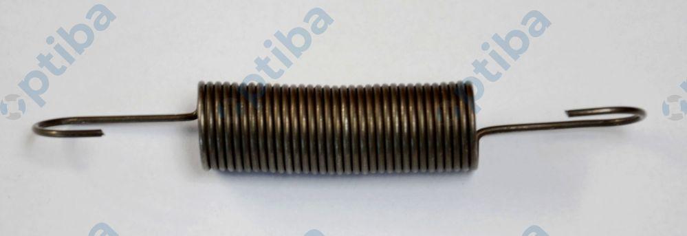 Sprężyna naciągowa 1.2x15x116x7 M102-1215-116075