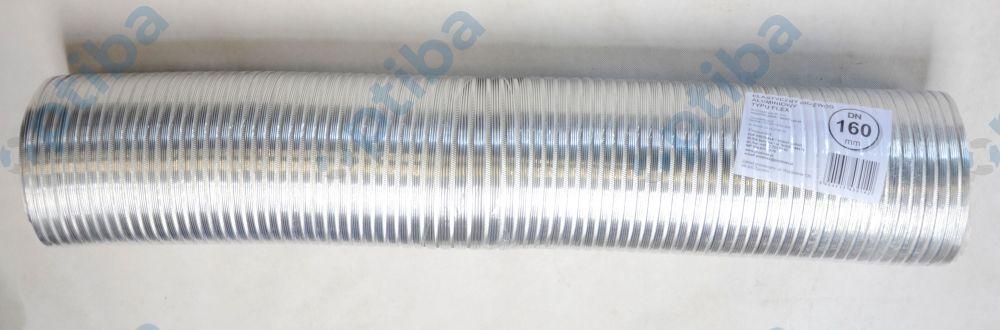 Rura aluminiowa FLEX fi 160x0,12mm 3m