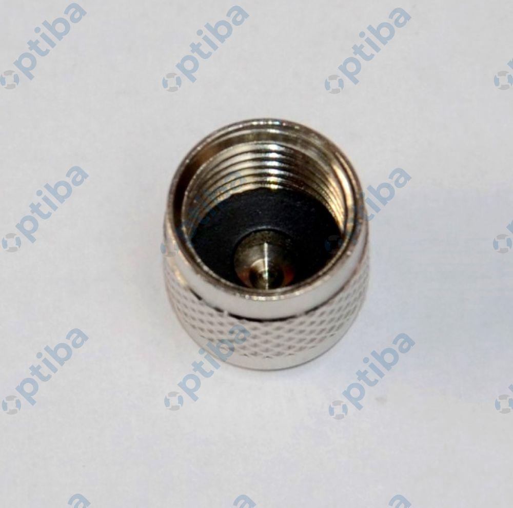 """Zaślepka 1/4"""" z uszczelką gumową CAP-03 033-014-002"""