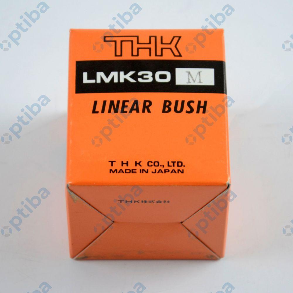 Tuleja liniowa z kołnierzem kwadratowym LMK 30M THK