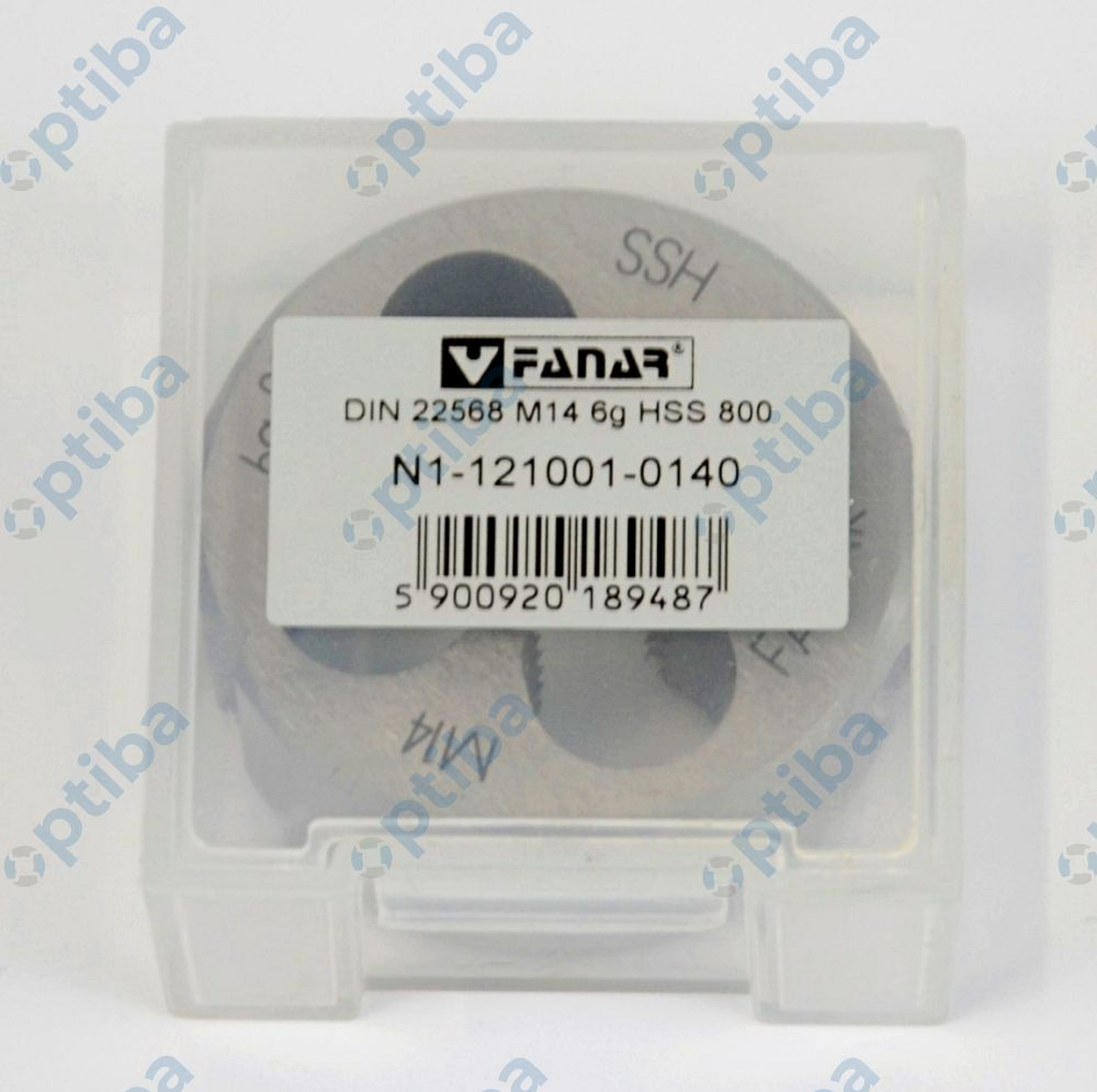 Narzynka NHMA M14 HSS 800 N1-121001-0140