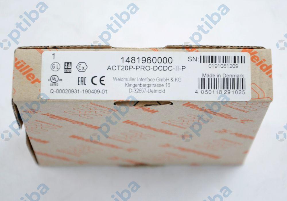 Wzmacniacz separacyjny ACT20P-PRO DCDC II-P 1481960000