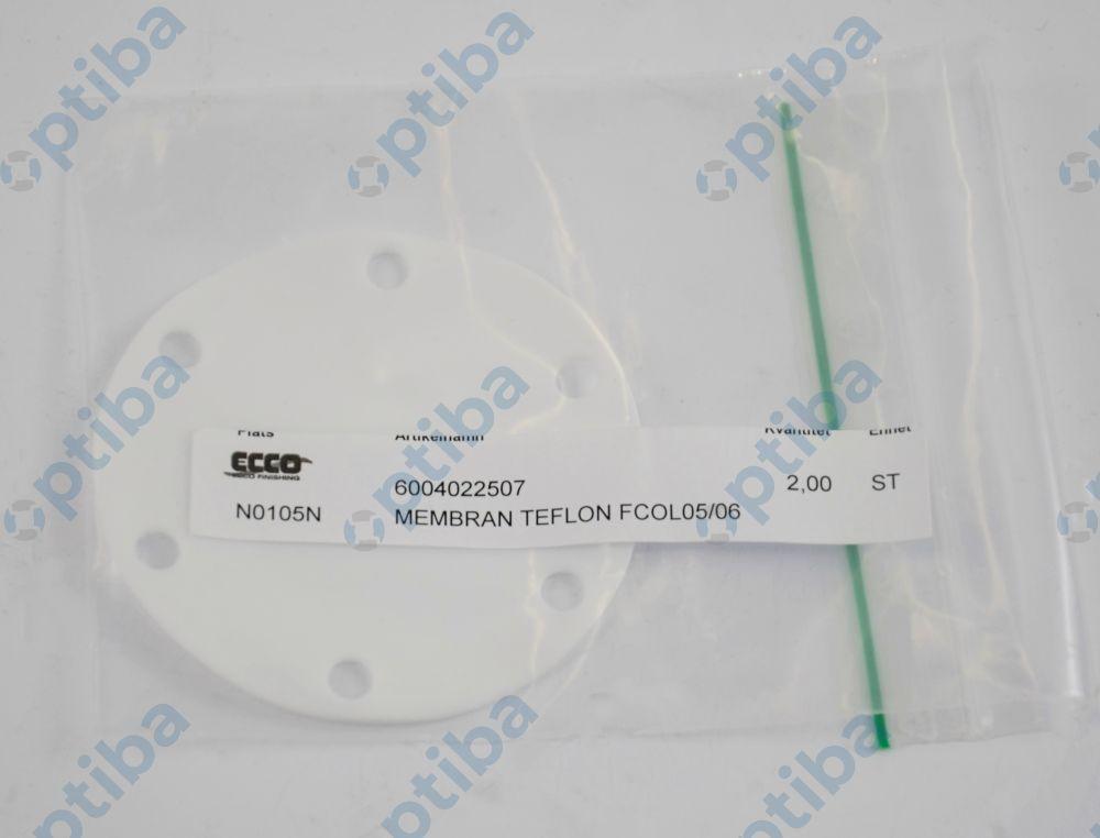 Membrana PTFE Flow Col 05/06 6004022507 ECCO