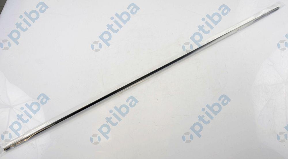 Rura z włókna węglowego 8x6x1000mm (pultruzja)