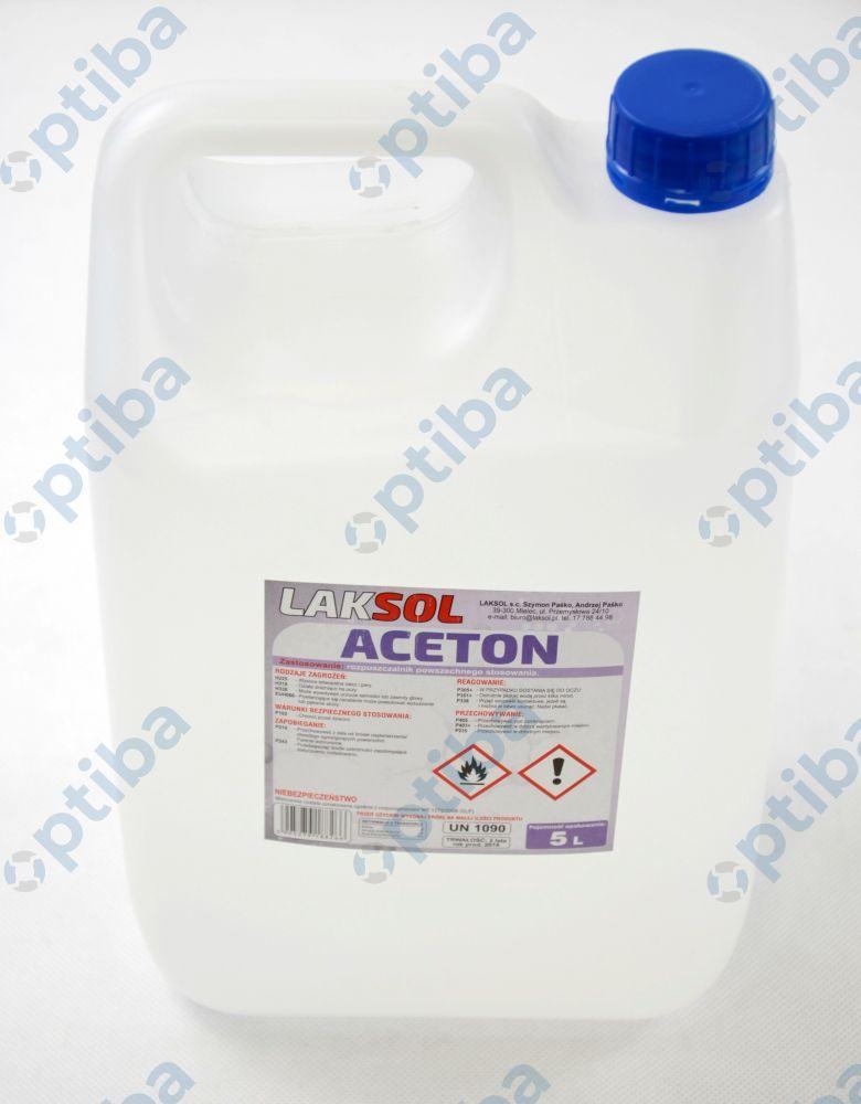 Aceton techniczny 5l