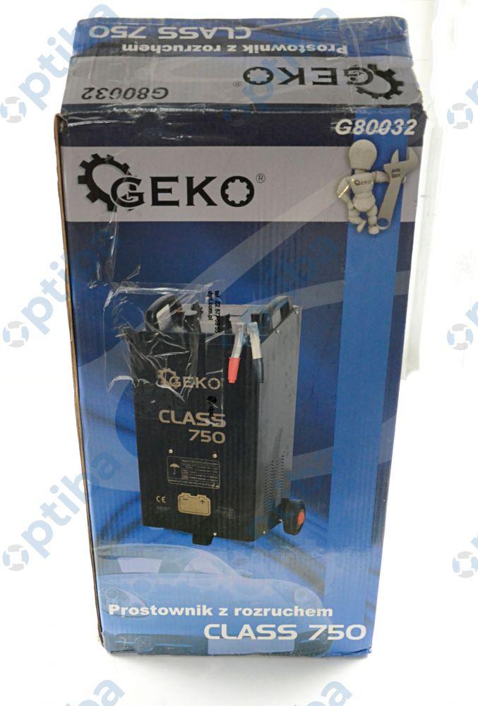 Prostownik z rozruchem CLASS 750 wyświetlacz LCD 20-1550Ah G80032